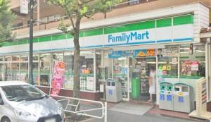 ファミリーマート京王八王子店99m