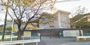 長沢中学校