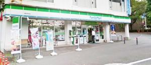 ファミマ横浜本牧店2