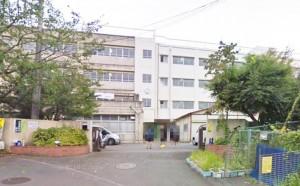 都田中学校