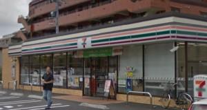セブンイレブン大和上草柳7丁目店