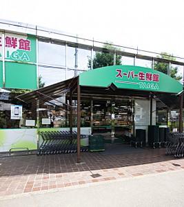 スーパー生鮮館TAIGA座間店450m (2)