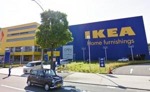IKEA港北1200m