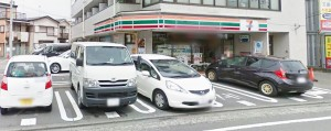 セブンイレブン横浜坂本町店