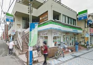 ファミリーマート鵠沼海岸店