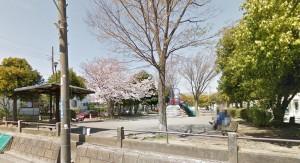 フローラ桂台近隣_いの山南公園