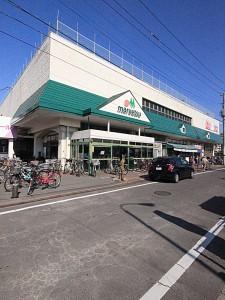マルエツ鶴間店650m