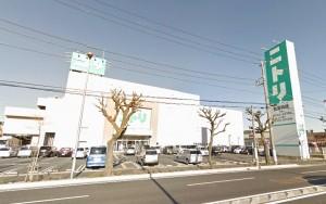 ニトリ久里浜店