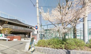 永田中学校