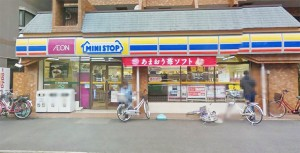 ミニストップ川崎大師前店