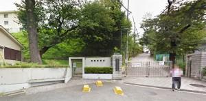 上中里団地_浜中学校
