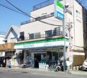 ファミリーマート鎌倉雪ノ下店