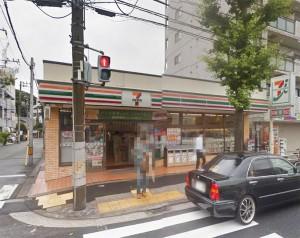 セブンイレブン・横浜本牧2丁目店