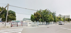上菅田小学校