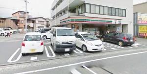 セブンイレブン坂本町店