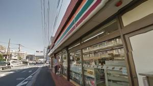 セブン-イレブン 横浜小机町店