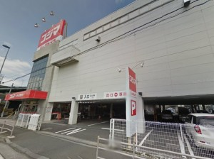コジマ×ビックカメラ 相模原店