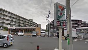 セブンイレブン横浜戸塚秋葉原店230m