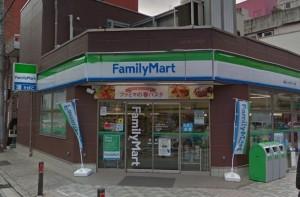 ファミリーマート横浜イセザキモール店