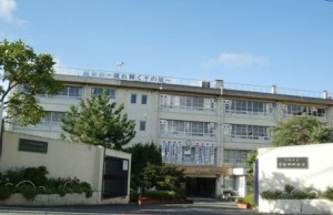 宮前平中学
