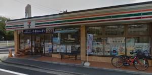 セブン−イレブン横浜上大岡東1丁目店