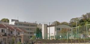 上寺尾小学校