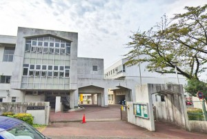 横浜市立旭北中学校2231m