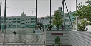 西本郷小学校750m