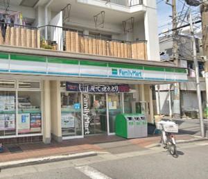 ファミリーマート小田本通り店150m