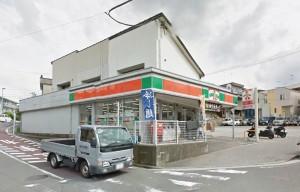 サンクス竹山団地店