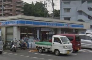 ローソンL横浜上菅田町店