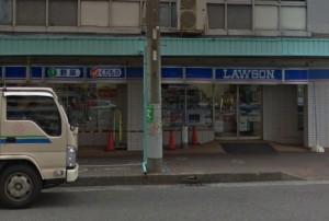 ローソン 横須賀浦郷店