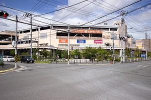 トレッサ横浜300m (1)