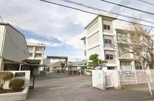 久里浜中学校