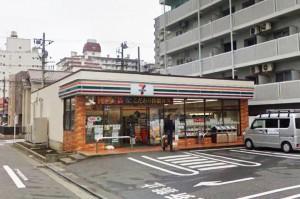 セブンイレブン平塚老松町店190m